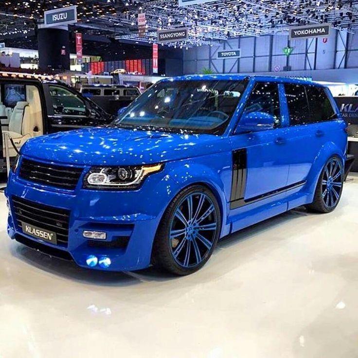 Land Rover Suv: Range Rover, Range Rover Sport