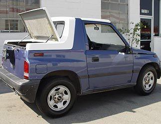 Suzuki Sidekick Suzuki Vitara Jlx Sport Truck Suzuki