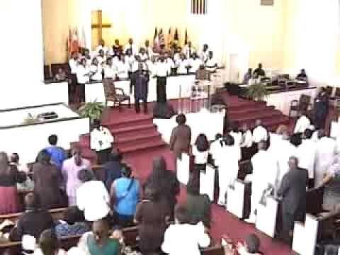 Family Worship Center COGIC - Jesus My Rock - Bishop Dixon