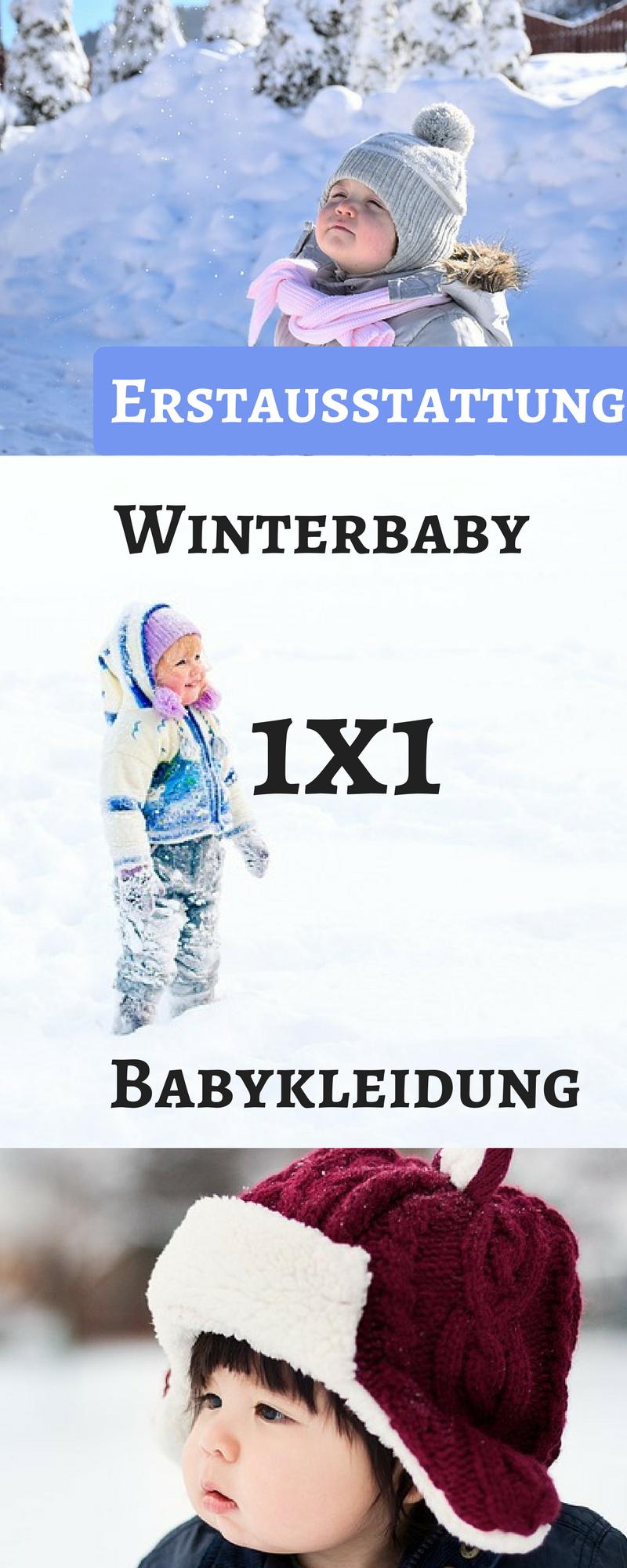 babyerstausstattung f r winterbabys 13 1 wichtige dinge. Black Bedroom Furniture Sets. Home Design Ideas