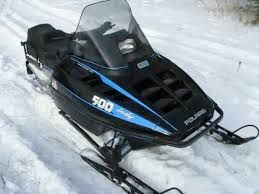 Polaris Indy 500 Indy 500 Indie Snowmobile