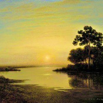 Red Indian Landscape Art World Art Famous Landscape Artists Names Namespace C Definition Names Famous Landscape Paintings Landscape Paintings Landscape