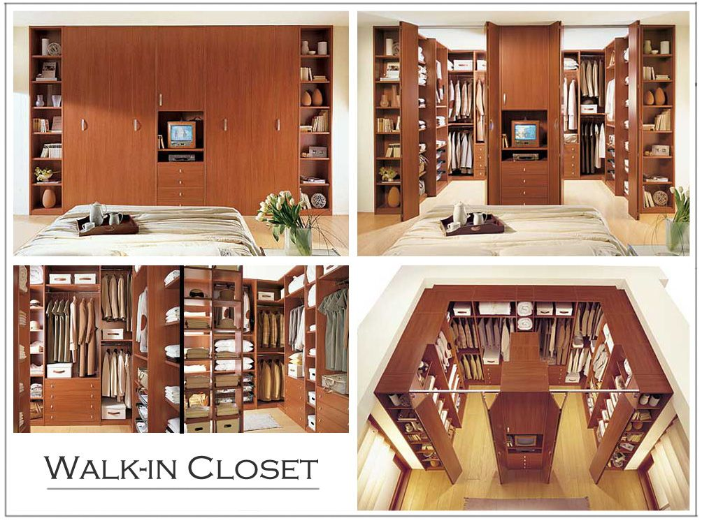 Awesome Walk In Closet Idea! Now You See It