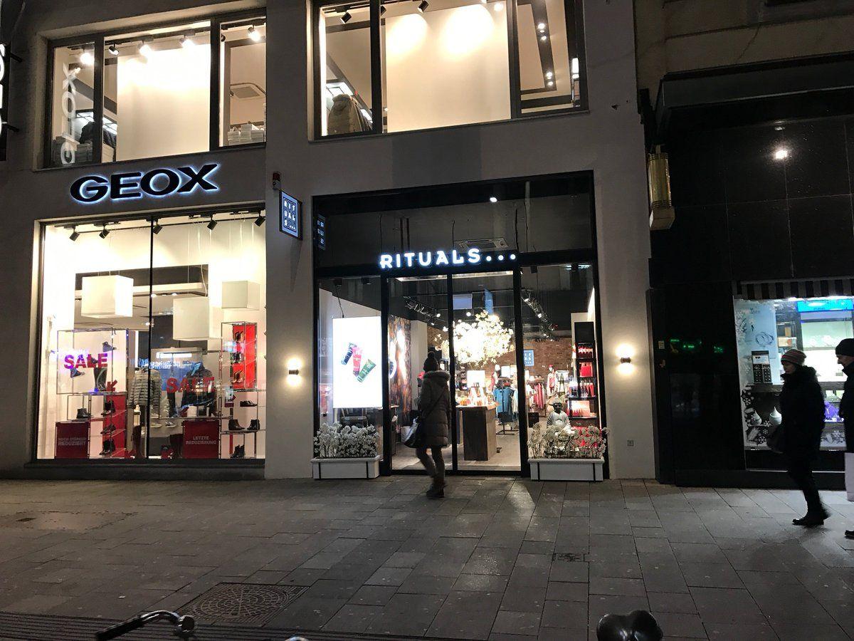 GEOX Shop, Schuhe in Wien, Mariahilfer Straße   TheLabelFinder