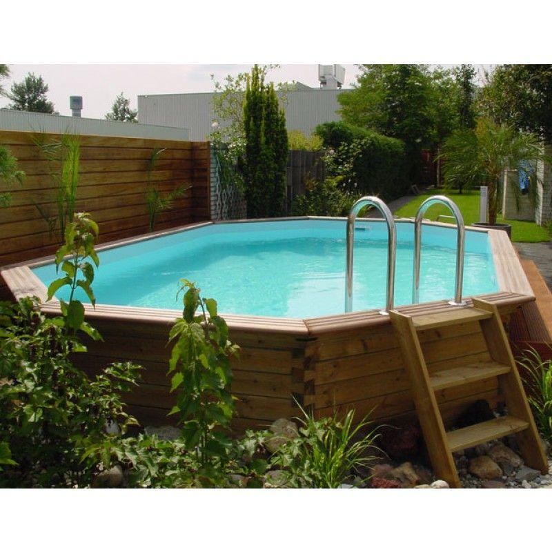Half ingebouwd zwembad google zoeken albercas for Piscinas de madera baratas