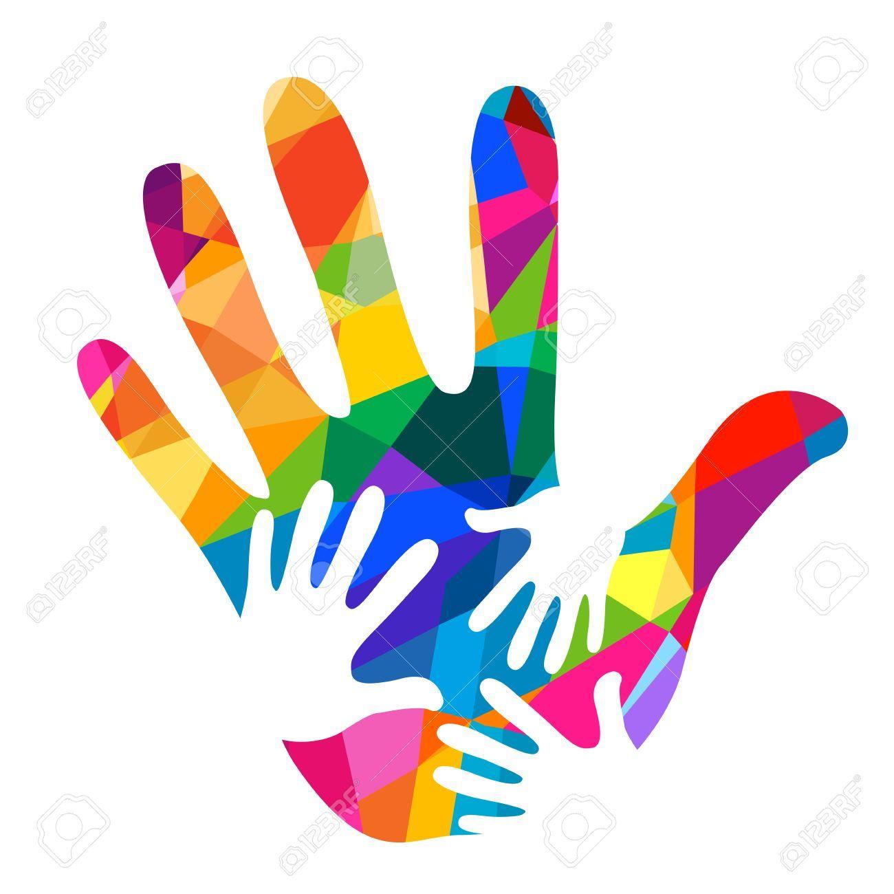 Hands Helping Illustration Background Illustration Ad Helping Hands Illustration Illustration Background Hand Illustration Art Logo Hand Logo