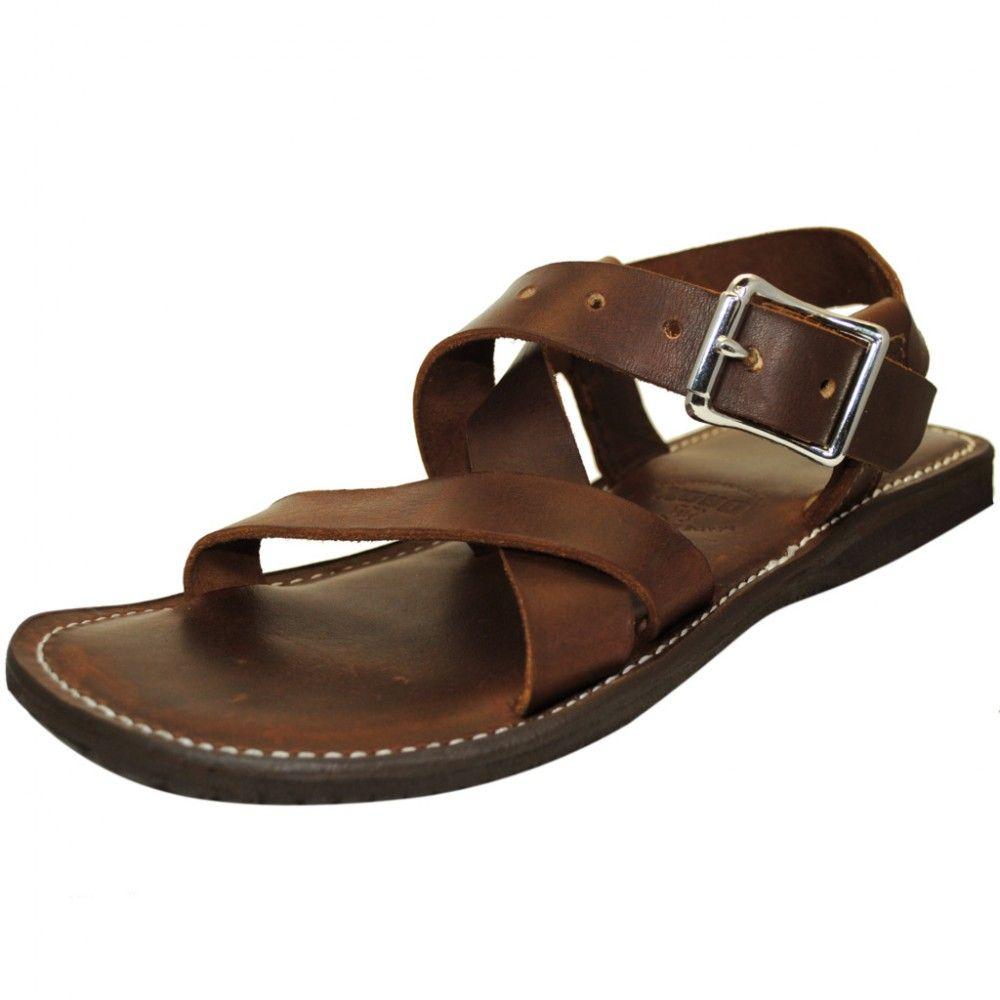 Sandalias son grandes para mantener los pies frescos.