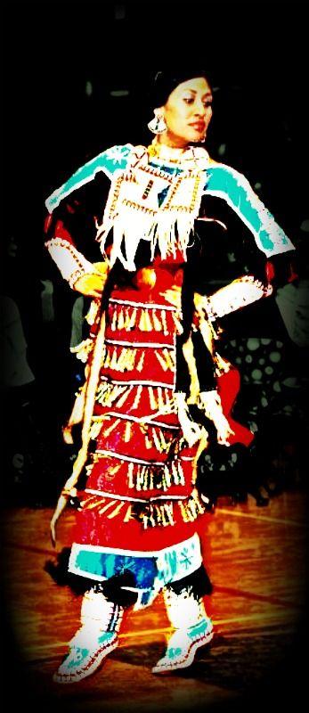 Powwow regalia