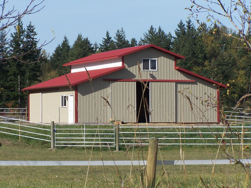 Best Nor Clad American Barn Location Pacific Northwest 400 x 300