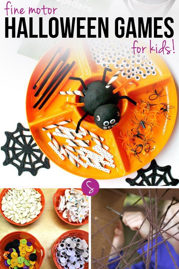 Tot School Ideas: Halloween Activities for Toddlers and ...
