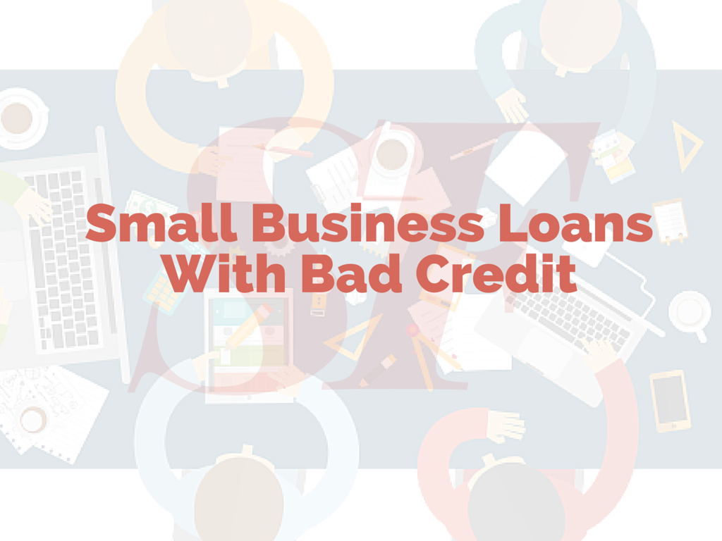 business loans for bad credit