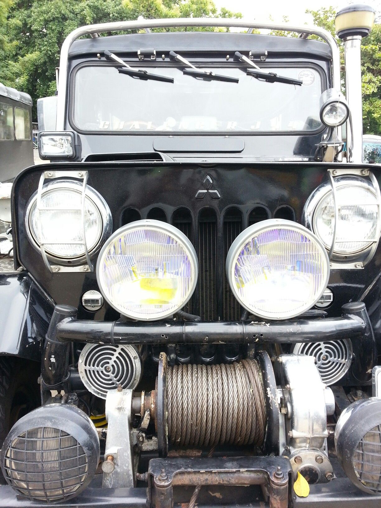 Pin by Dimuthu Sampath on 4DR5 Mitsubishi jeep | Japanese cars, Cars