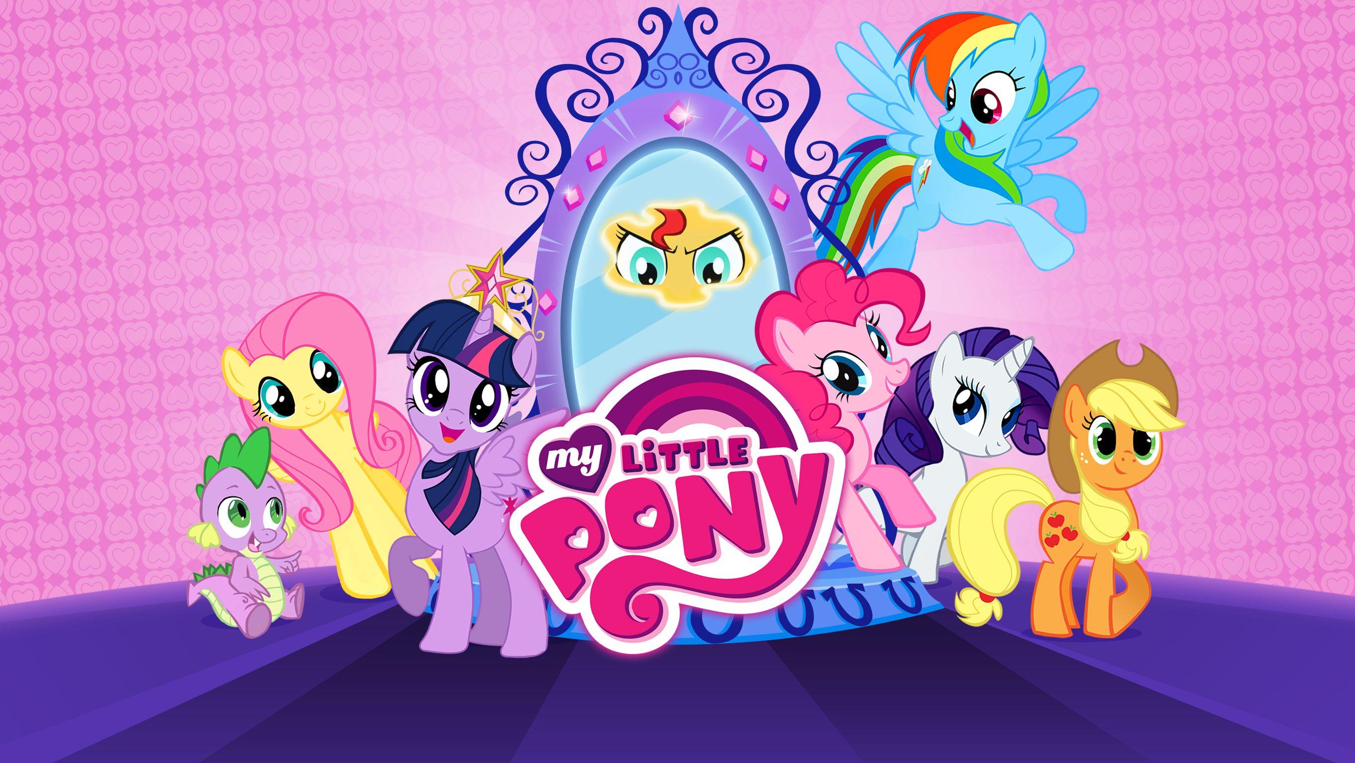My Little Pony Wallpaper My Little Pony Wallpaper Little Pony