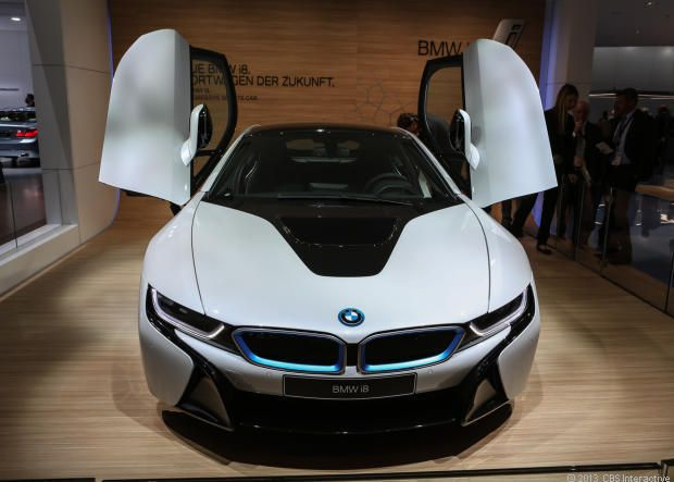 2015 Bmw I8 Looks Like A Future Classic Pictures Page 3 Bmw I8