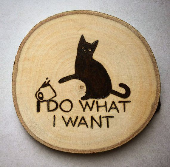Funny Cat Decor,Gifts for Cat Lovers,Custom Cat Magnet,Unique Cat Decor,Pet Owner Gifts,Funny Pet Ow #giftsforcatlovers