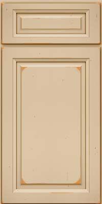 KraftMaid Cabinets -Square Raised Panel - Solid (PK ...