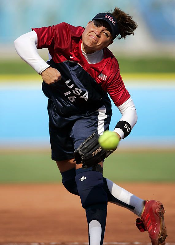 Olympic Pin Beijing 2008 Sport Of Softball Le Silver With Traditional Methods Beijing 2008
