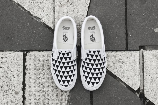 Sneakersnstuff x Vault by Vans OG Classic Slip On LX