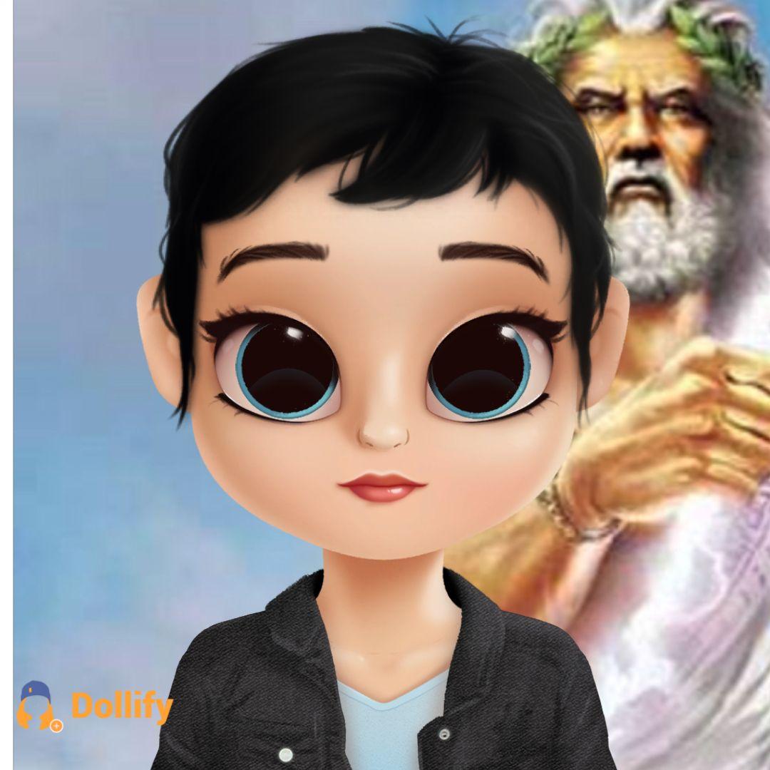 Thalia Grace Tochter Des Zeus Artemis Zeus