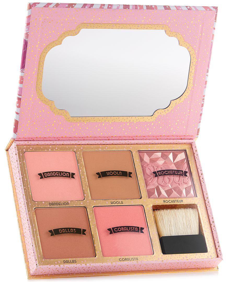 Benefit Cosmetics Cheekathon blush & bronzer palette. Obsession.