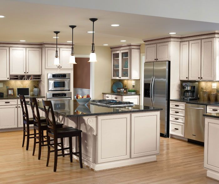 Find Cabinets By Color And Finish: Our Toasted Antique Finish Brings Out The Charm Of Durham