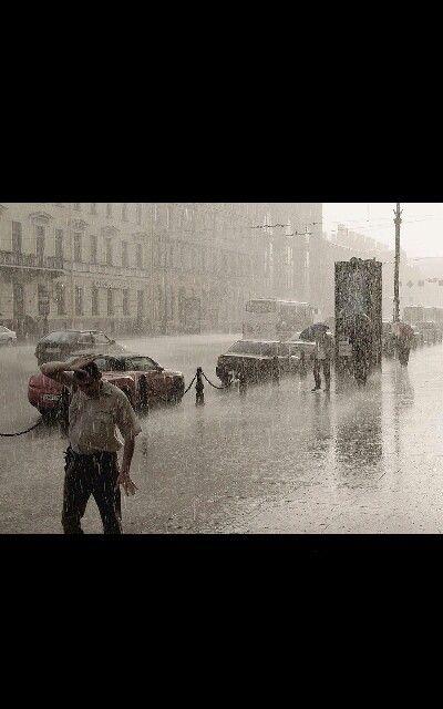 Pluie!!!