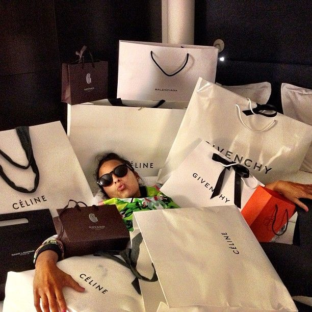 Image result for luxury goods shopping