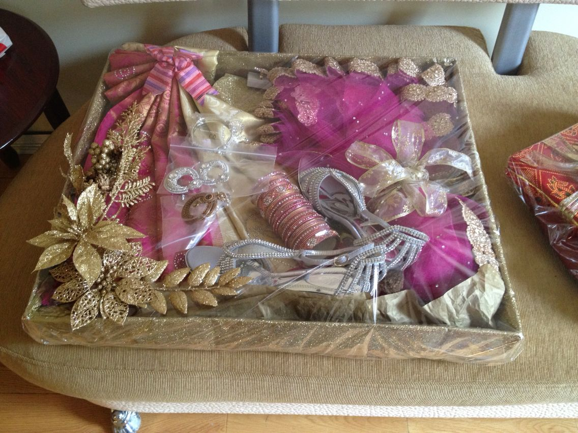 Gaye holud dala wedding gifts packaging wedding
