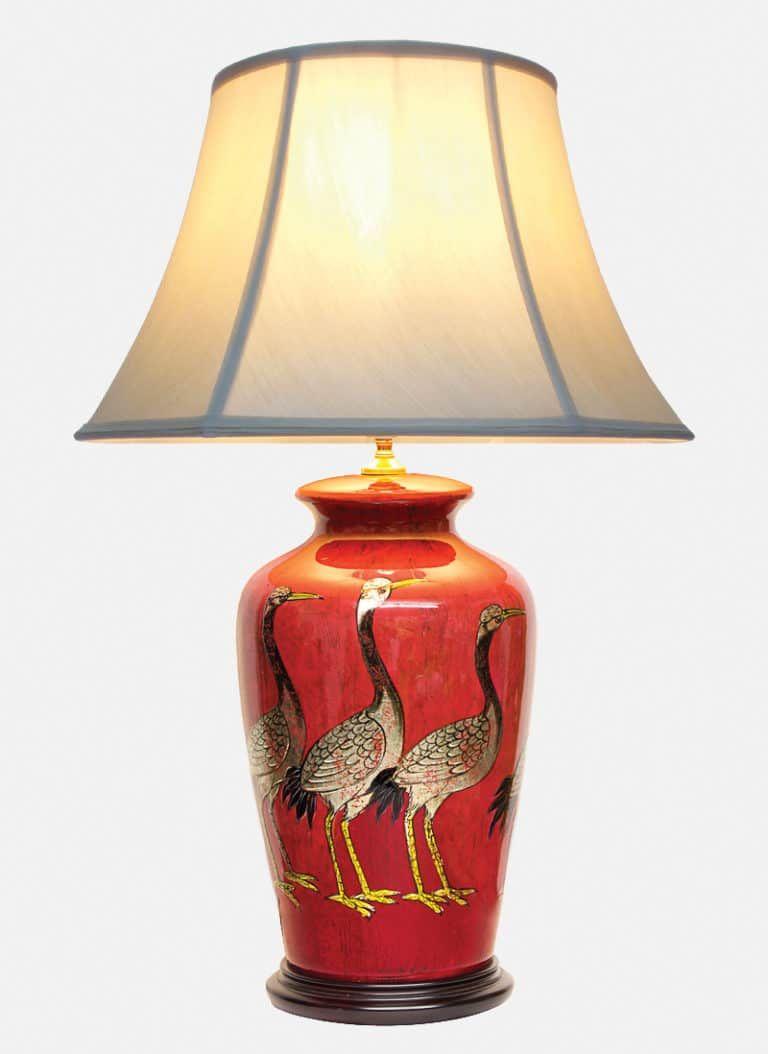 Qishuyan Porcelain Vase Lamp Amiska Lamps Lighting All