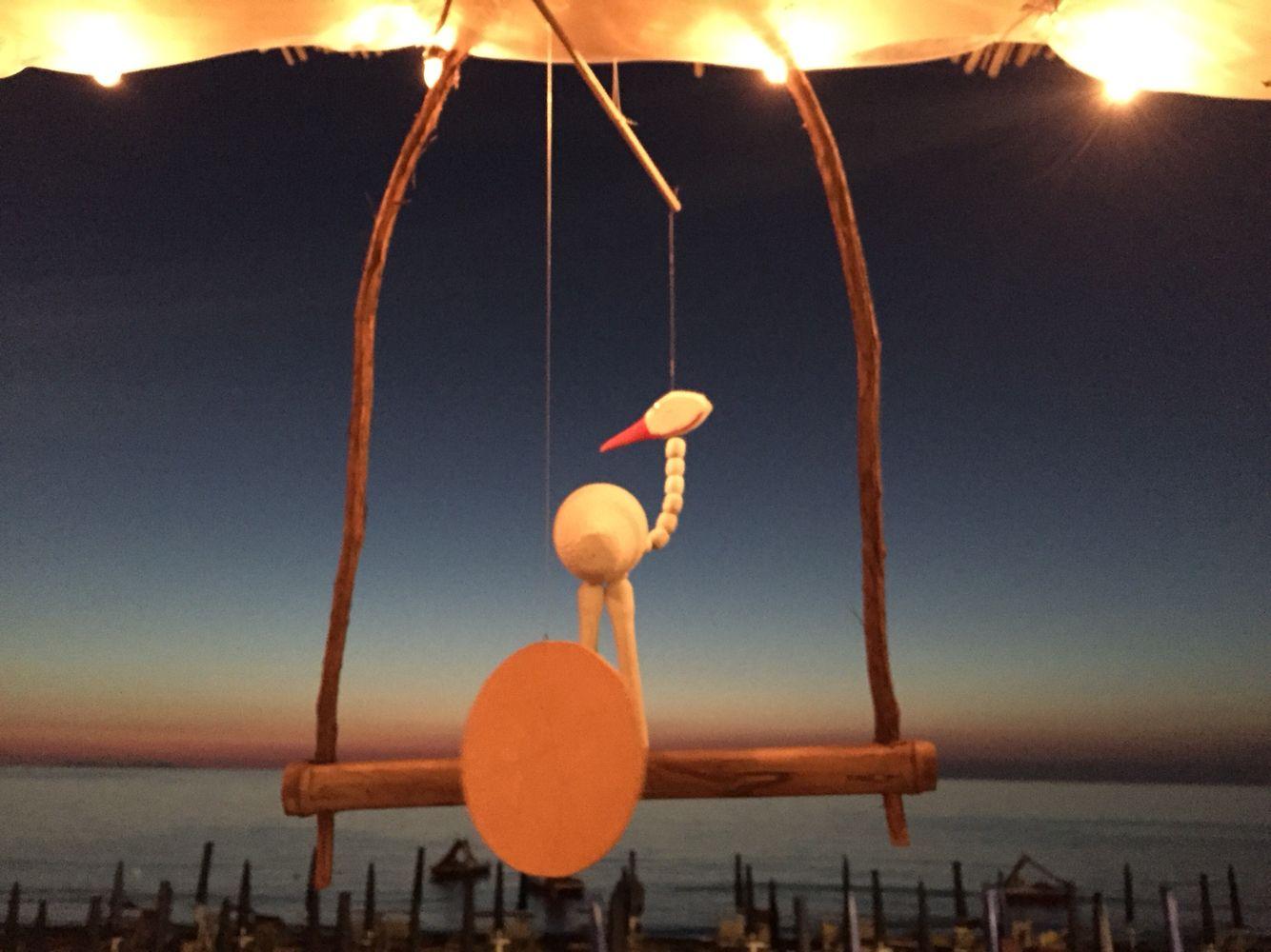Abend im Bagno Baratti Abendlied