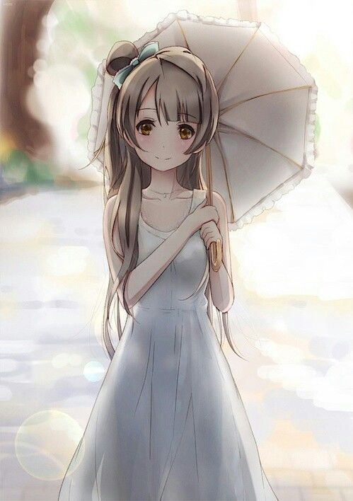 Cute anime girl | Anime art | Pinterest | Anime, Girls and ...