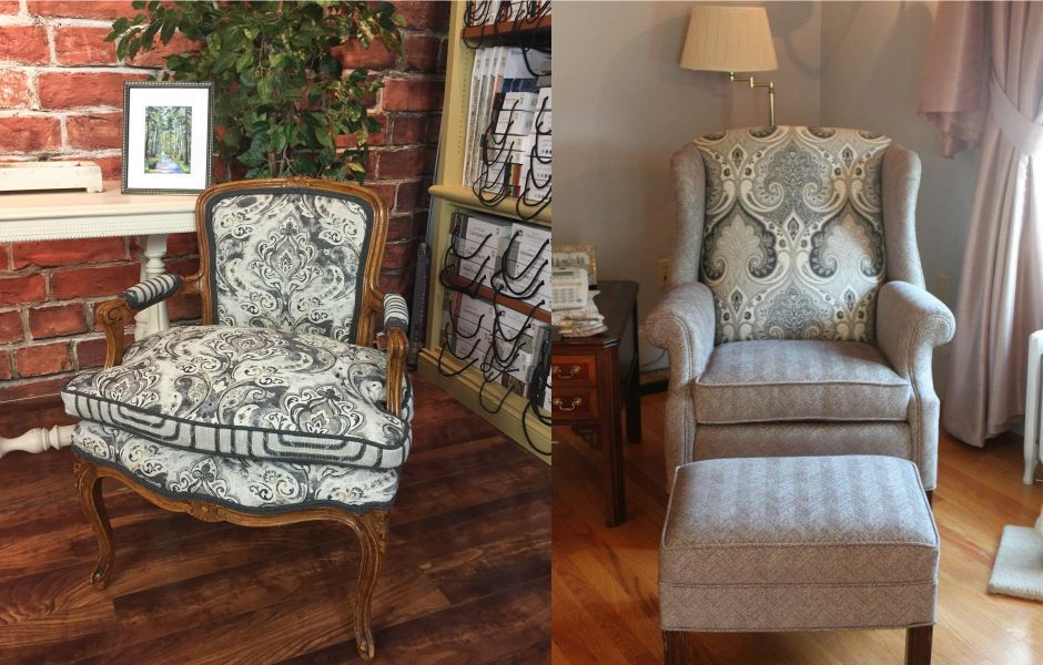 Is It Worth The Cost To Reupholster A Chair Kim S Upholstery Furniture Reupholstery Reupholster Furniture Reupholster Chair Dining