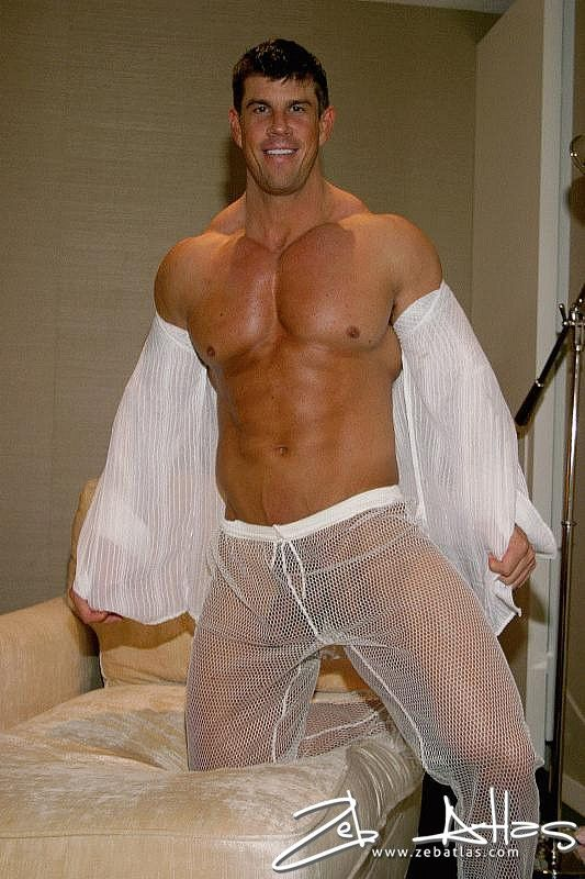 Zeb atlas flexing