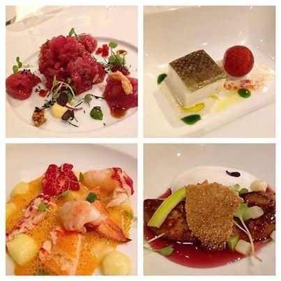 Sopar #restaurants de #Llagostera en els #Tinars de #LLagostera! #Michelin