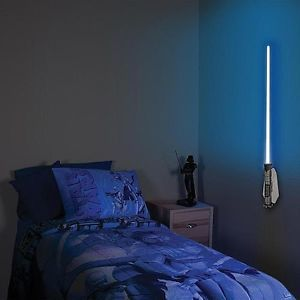 Star Wars Room Decor | STAR-WARS-Licensed-LIGHTSABER-Prop-Replica-Room-LIGHT-Wall-Sconce-w ...