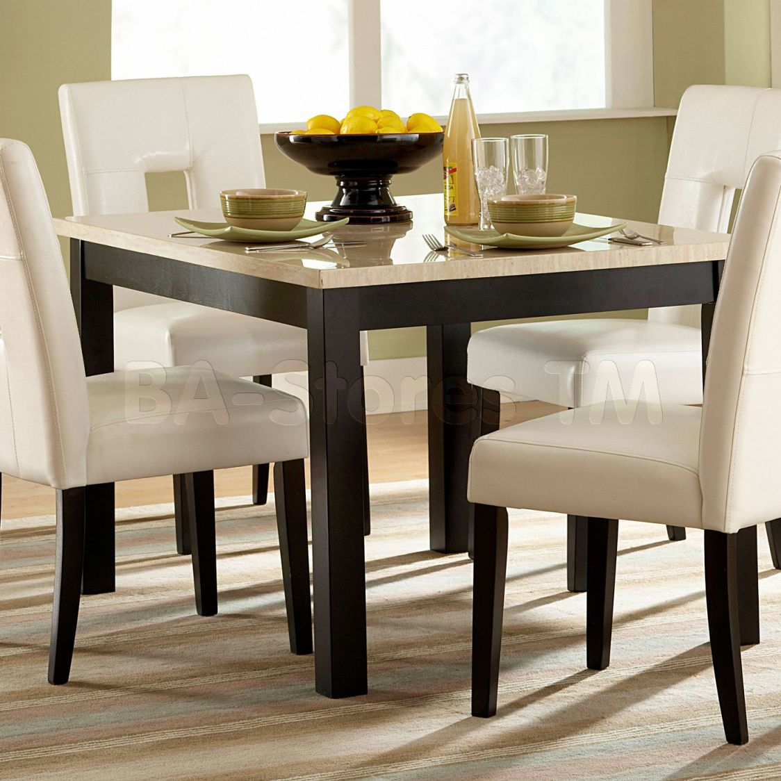 Square Dining Room Table For 4 Best Way To Paint Furniture Check