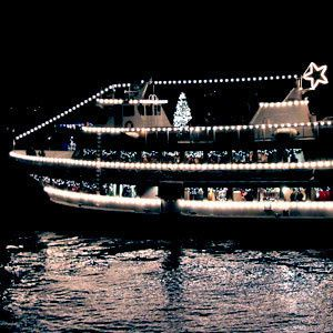 9 Must-See Christmas Lights Displays | Argosy Cruises Christmas Ship Festival in Seattle, WA