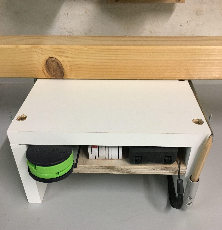 Unterlagebox für die Kappsäge Selber bauen, Heimwerken, Box