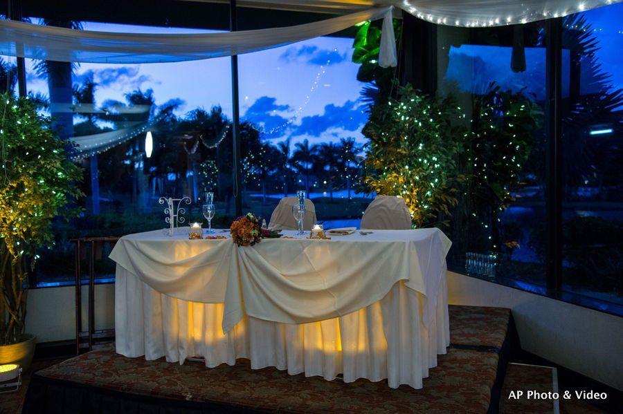 Taken At Jacaranda Country Club Plantation Florida Weddings Wedding Decorations