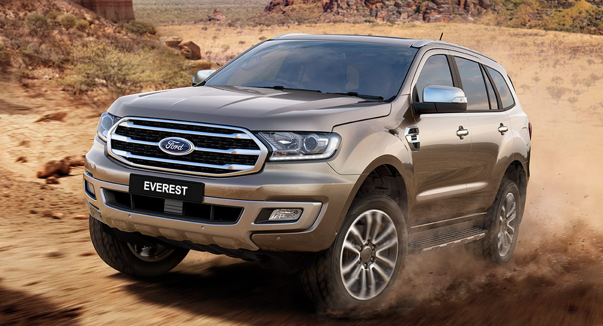 Ford Everest Gets The Ranger Raptor S Twin Turbo Diesel 10 Speed
