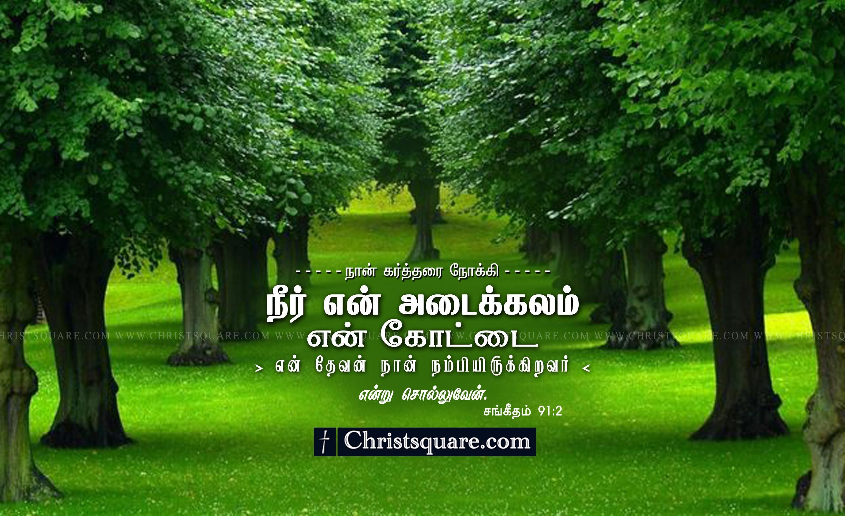 tamil bible words wallpapers - photo #14