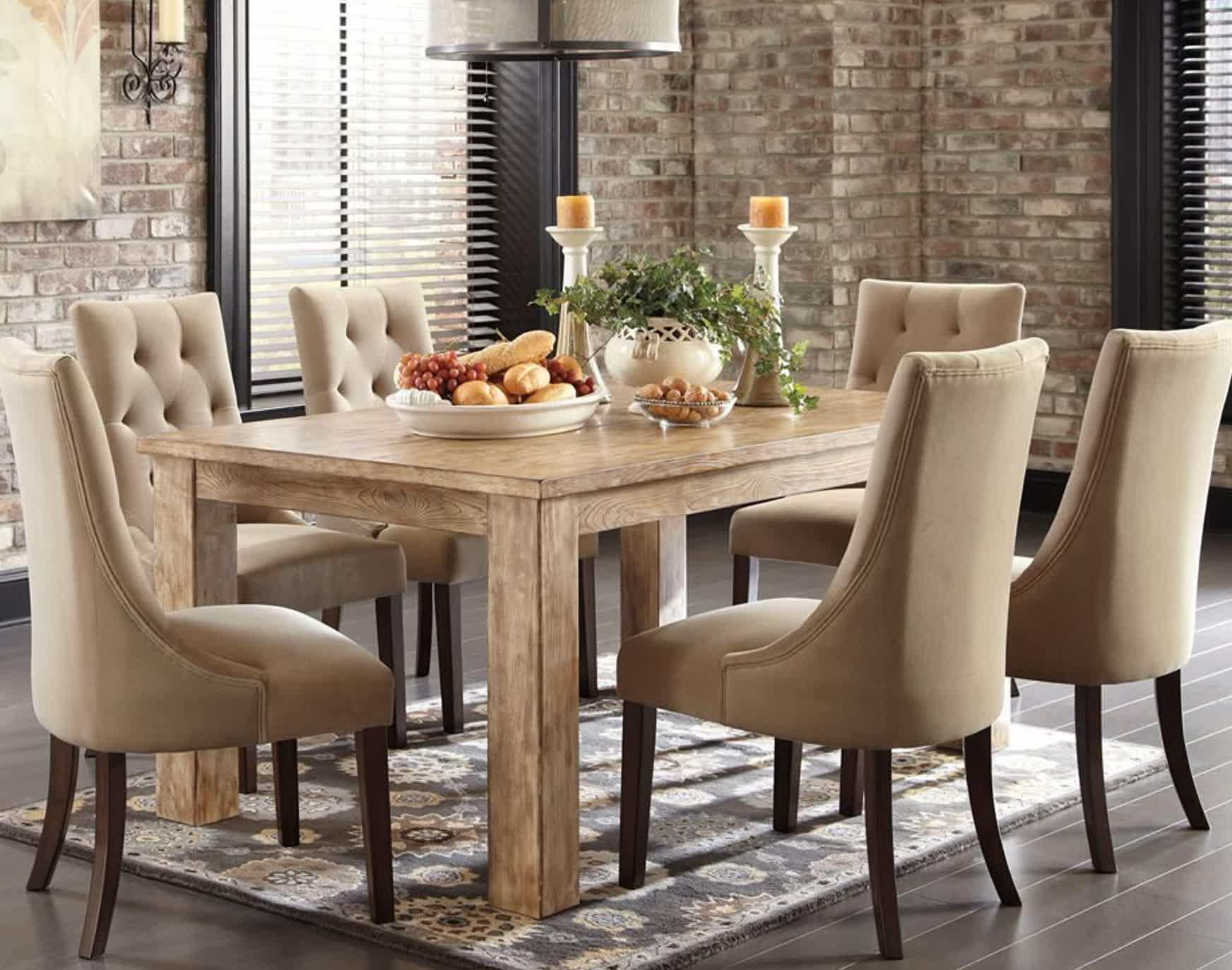 Tavolo e sedie per sala da pranzo foto e sala da pranzo sala da ...