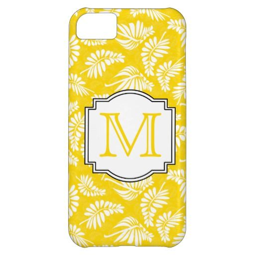 ==>>Big Save on          Yellow Girly Modern Leaves Monogram iPhone 5C Cases           Yellow Girly Modern Leaves Monogram iPhone 5C Cases Yes I can say you are on right site we just collected best shopping store that haveShopping          Yellow Girly Modern Leaves Monogram iPhone 5C Cases...Cleck Hot Deals >>> http://www.zazzle.com/yellow_girly_modern_leaves_monogram_case-179464474876398965?rf=238627982471231924&zbar=1&tc=terrest