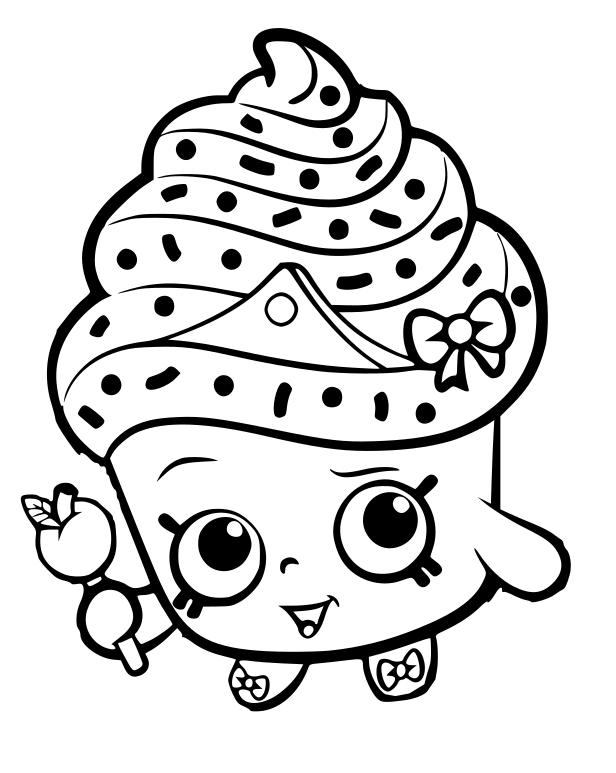 Pin By Betty Cross On Heat Press Shopkins Cupcakes Cupcake Queen Shopkins Shopkins