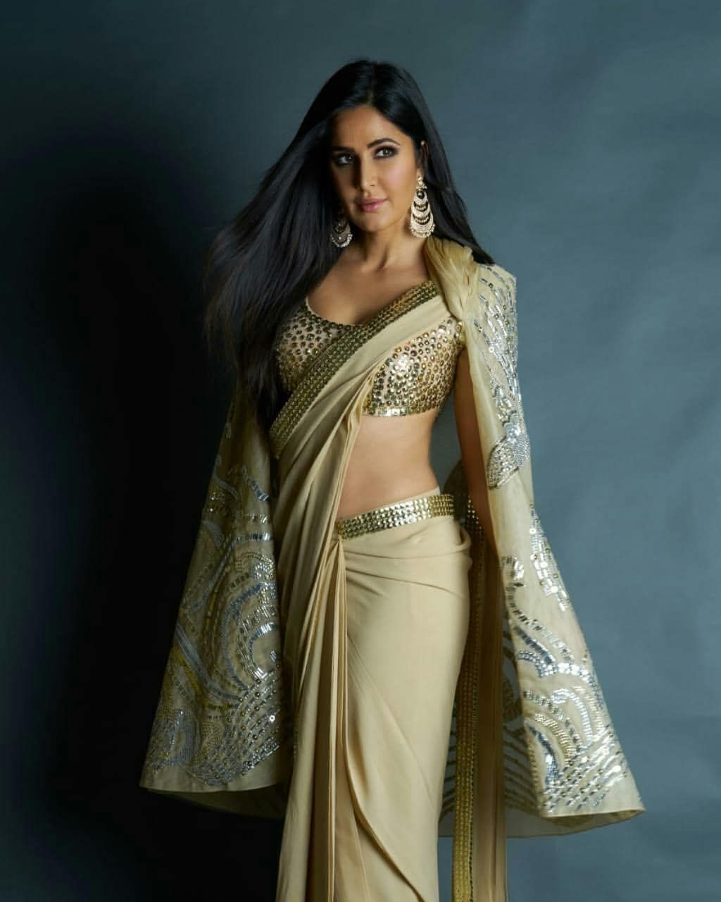 Katrina Kaif Looking Gorgeous Latest Saree Trends Saree Trends Bollywood Fashion
