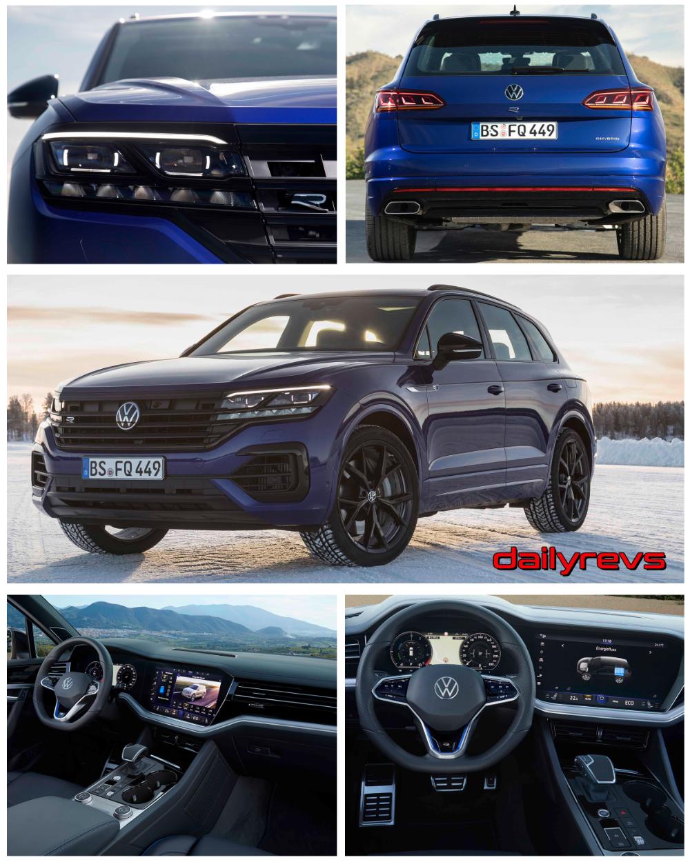 2020 Volkswagen Touareg R PHEV