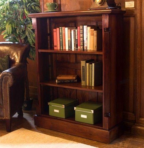 La Roque Low Open Bookcase Imr01b Bookcases Shelving