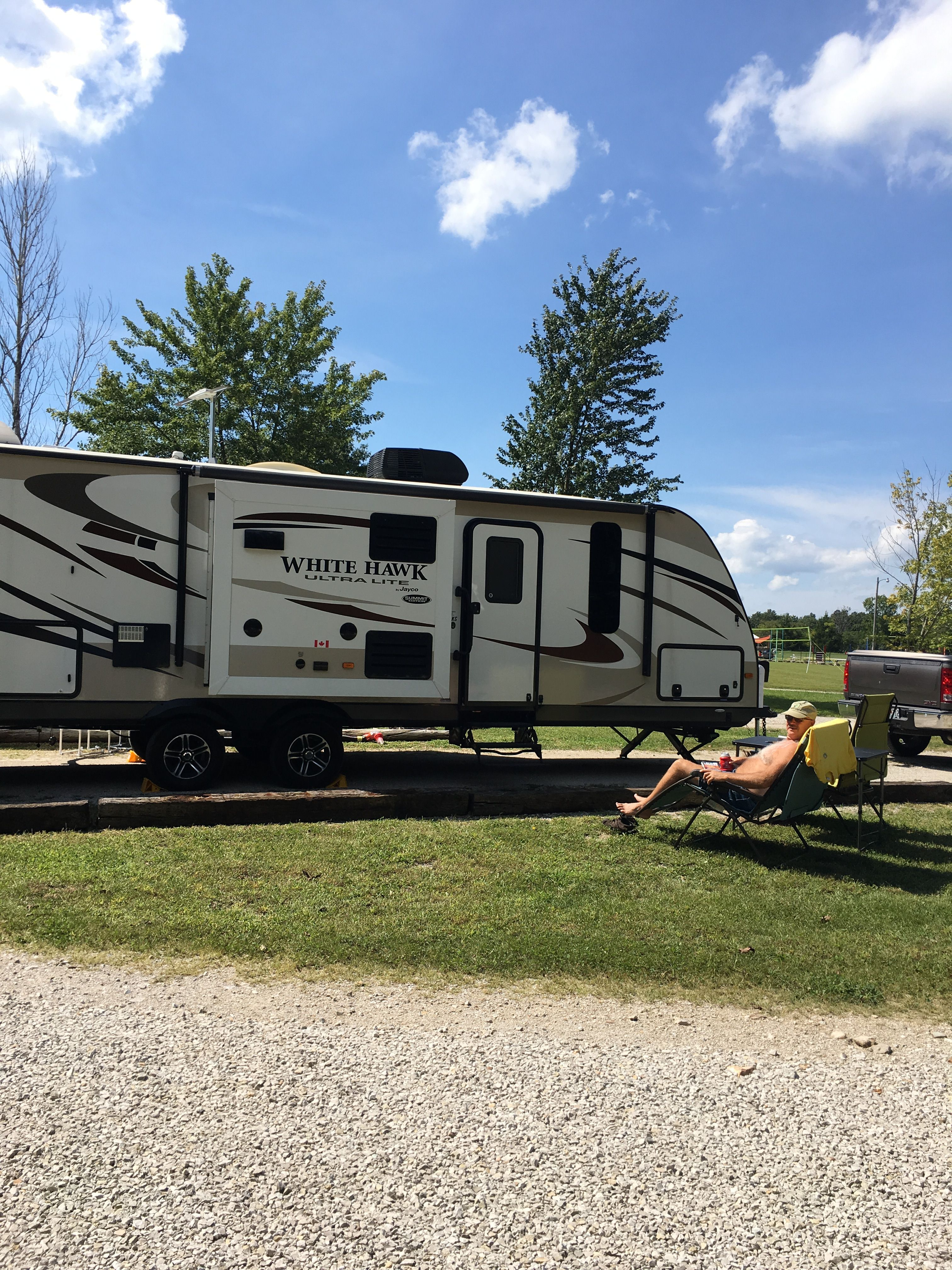 5th trip - the Kando Campground in Montgomery, MO on Sept 3-4, 2016