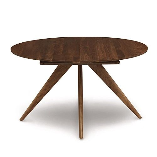 Catalina Round Extension Table 54 Inches By Copeland Yliving