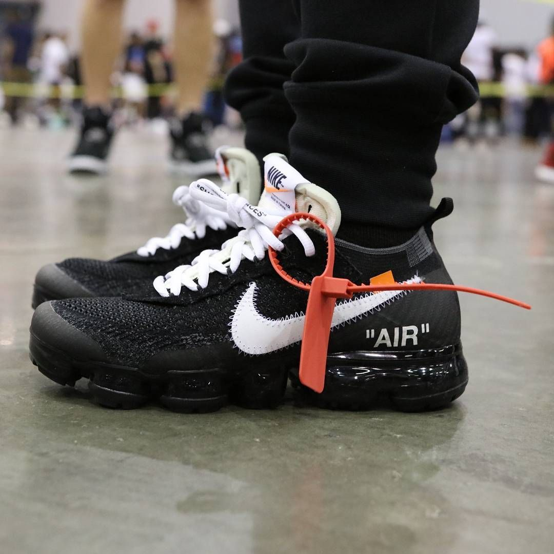 promo code 94c08 ef107 OFF-WHITE x Nike Air VaporMax. OFF-WHITE x Nike Air VaporMax New York  Fashion ...